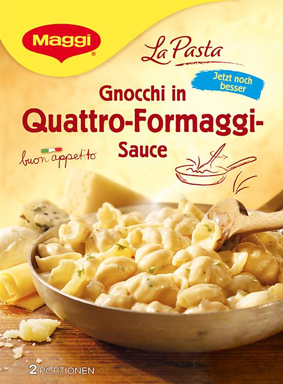 """# Maggi """"La Pasta"""""""